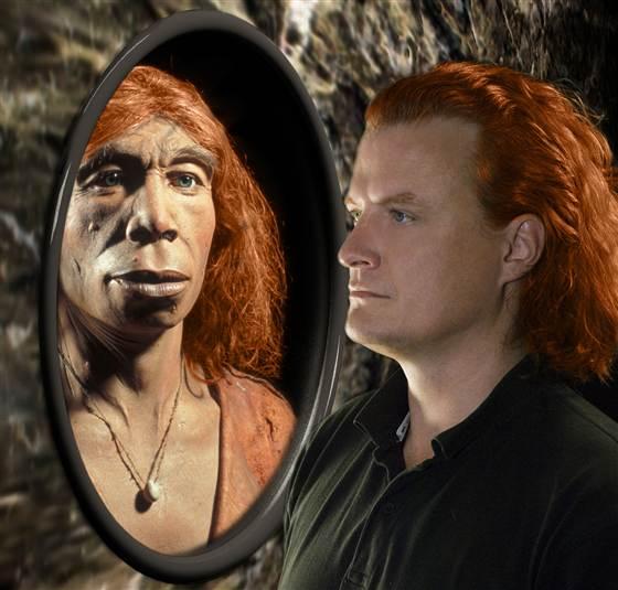 Co mamy z neandertalczyka